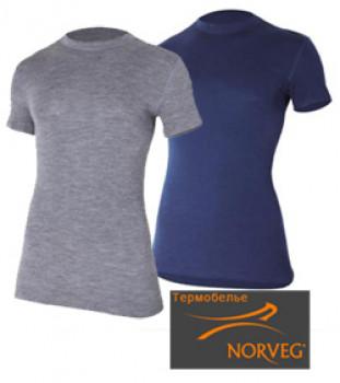 Футболка женская с коротким рукавом NORVEG Soft T-Shirt