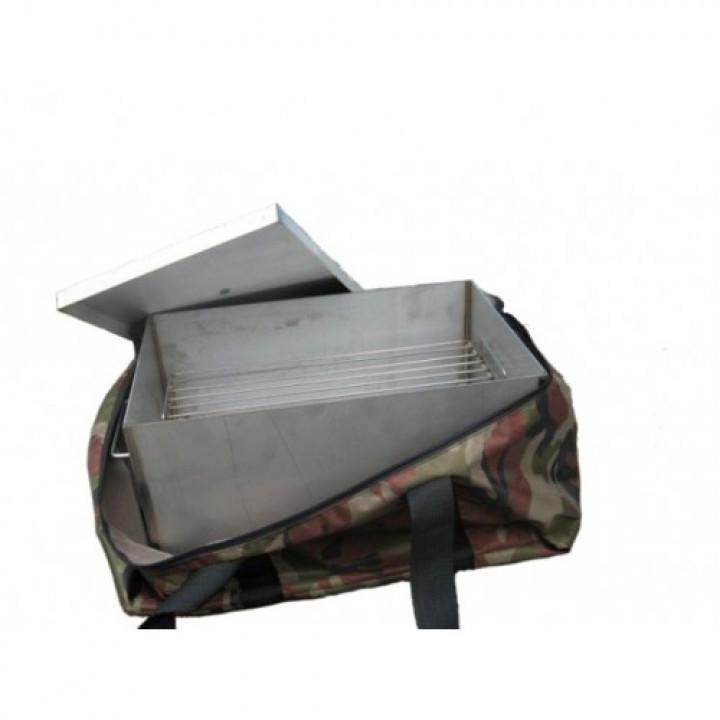 Коптильня Классик 400х250х250