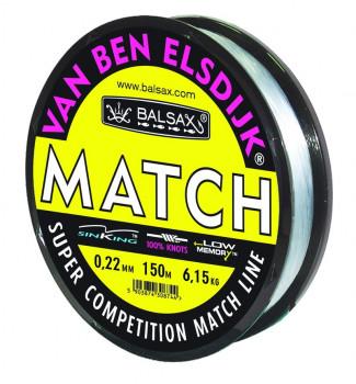 Леска BALSAX Match 100м