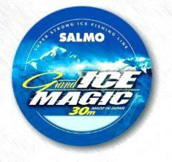 Леска Salmo Grand Ice Magic 30 m 0.06-0.20