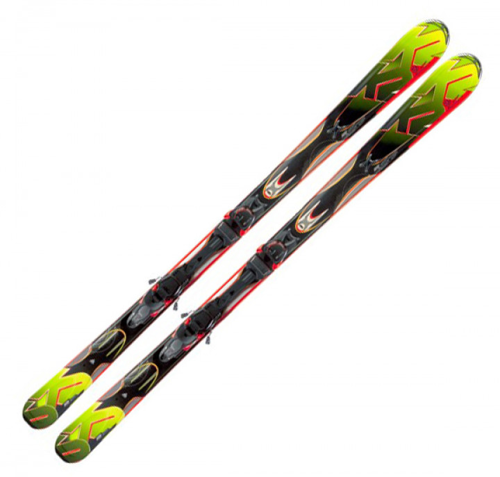 Лыжи K2  AMP Rictor