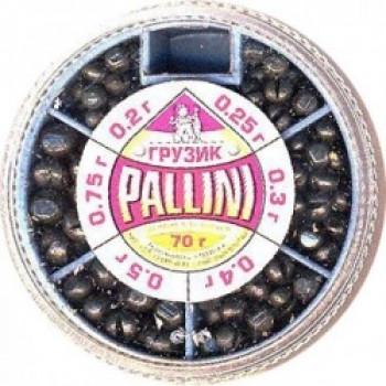 Набор грузов Pallini 70г