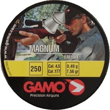 Пули Gamo Magnum 4,5 мм 0,51 г (250 шт)