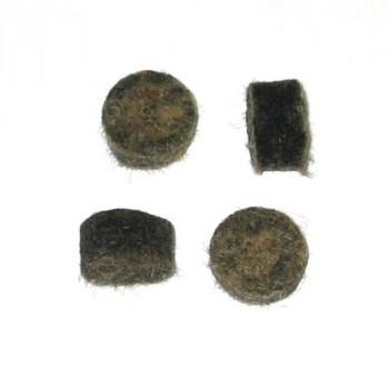 Пыж войлочный осаленный Н10 (уп. 200 шт.) к.16