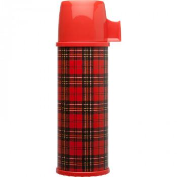 Термос Aladdin Heritage Flask 0.7L красная шотландка