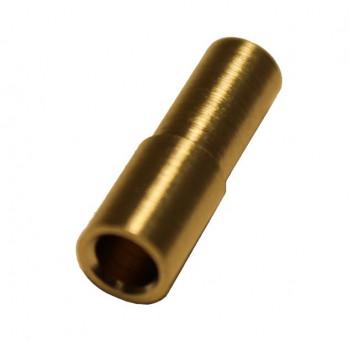Вставка латун. 3,2 мм в перепуск для МР-512 4,8 мм